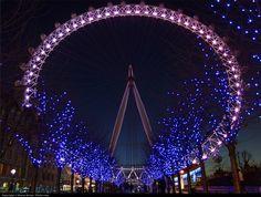 London Eye photo location