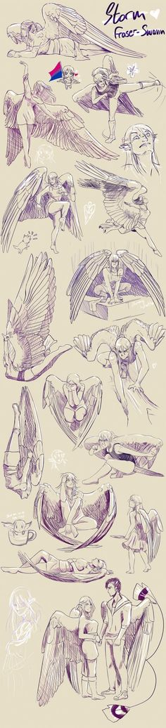 Wings!!! My favorite!!!