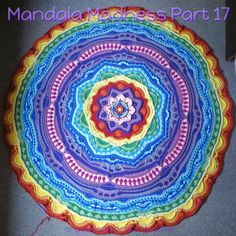 Mandala Madness Part 17
