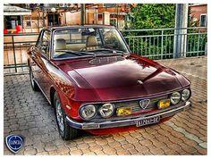 Jakość, styl i tradycja. A to wszystko w jednym samochodzie - pięknej Lancii #Fulvia