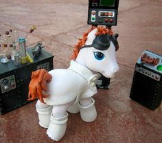 Dr. Horrible My Little Pony *I'm sorry, I just had to....*