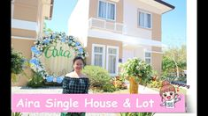 💜 LANCASTER NEW CITY 🏡 Aira   The Newest Single House and Lot   Lancaste... New City, Lancaster, House, Home, Homes, Houses