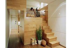 スペースを有効活用して寝床を作る方法(写真ギャラリーあり) | roomie