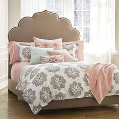 Indra Bed Collection