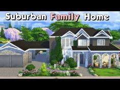 The Sims 4 Build / Showcase / Austin - YouTube