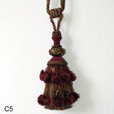 China (C5) Curtain Tassel Tieback, Curtain Holdback, Tieback, Curtain Tieback -Oedel Wholesale