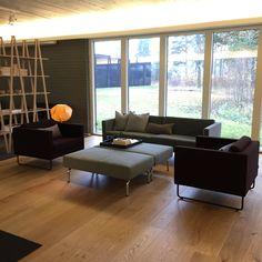 Madison sofa / Just stool / Swedese