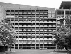 Secretariat Chandigarh, India Architect: Le Corbusier Photo: Photo: © cemal emden