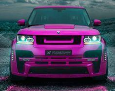 "Range Rover - ""MYSTÈRE"" Tuned | By HAMANN Motorsport - Freshness Mag"