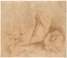 Raphael | Agony in the Garden | The Morgan Library & Museum