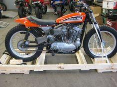 1970 Harley-Davidson Sportster | Rare Flattracker: 1980 Harley-Davidson XR 750