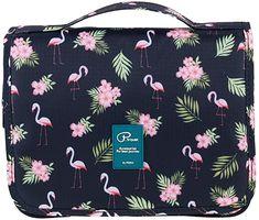 Raumwunder!  Koffer, Rucksäcke & Taschen, Zubehör, Reise-Zubehör, Kulturtaschen Beauty Case, Drawstring Backpack, Shampoo, Crochet, Backpacks, Flamingo, Copyright, Accessories, Business