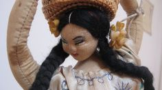 4 Collectible Vintage Dolls Made in Spain Layna and por AntiguaNM, $69.00