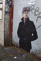 Breaking Bad Street Art Vancouver: TOMORROW