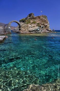 Greek Beauty ... Andros Island !