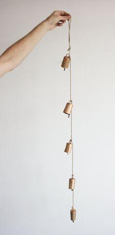 windchimes very simple just tie knots