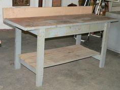 Workshop Table Atakc.com