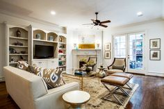 Great Room Style | an entertainer's paradise | Pulp Design Studios