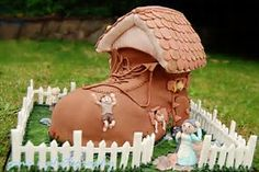 Image result for The Lady in Shoe Nursery Rhyme