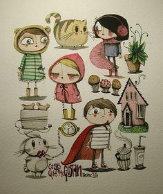 So Cute #Draw