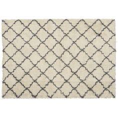 Teppe Fia i herlig, tykk rya. Materiale: polypropen. Finnes i forsjkellige mønstre og farger.