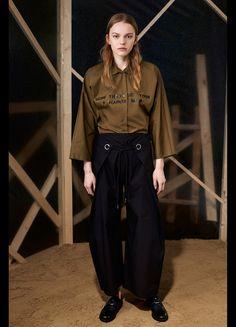 MM6 Maison Martin Margiela Fall/Winter 2015-2016 Fashion Show