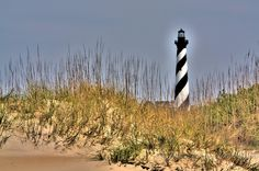 Hatteras Lighthouse by James  Powers, via 500px
