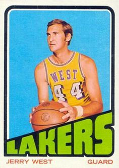 1972 Topps Jerry West Basketball Card Look up clutch in the basketball dictionary. say Jerry! Basketball Card Values, Basketball Tickets, Sports Basketball, Basketball Players, Basketball Shoes, Sports Graphics, Nba Players, Trading Cards, Price Guide