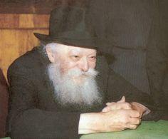 Добрый дедушка Менахем-Мендл Шнеерсон (реббе)