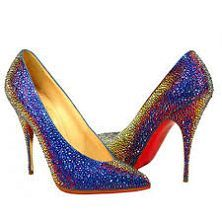 Louboutins (and how to properly take care of your designer heels) #shoelover