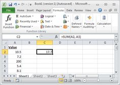 MS EXCEL: ALL FORMULAS/FUNCTIONS - LISTED BY CATEGORY