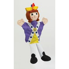 The Original Toy Company PRINCE Hand Puppet