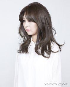 Brigitte Bold Perm 브리짓 볼드펌 Hair Style by Chahong Ardor