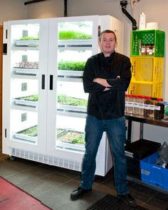 Urban Cultivator Commercial @ Alta Bistro in Whistler