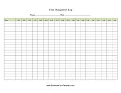 This Printable Expense Report Has Spaces In Which An Employee Or