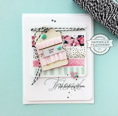 Homespun with Heart: Cards With Dimension: Embellishments...