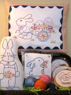 Bunny Tails - Cleo And Me Patterns