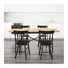 RYGGESTAD/KARPALUND / NORRARYD Table and 4 chairs  - IKEA