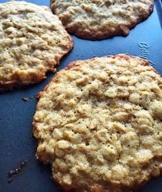 Recette de Galettes de farine d'avoine selon Bob le Chef - L'Anarchie Culinaire