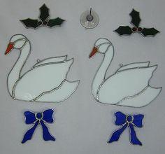 nice swans