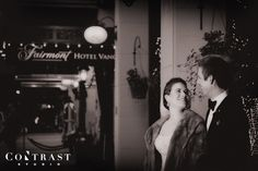 Weddings at The Fairmont Hotel Vancouver