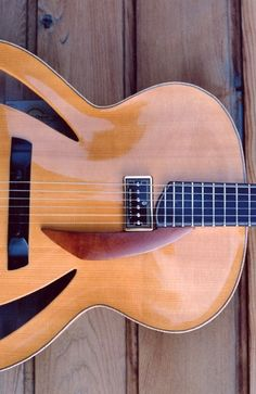 Cheval Guitars Strad Model pickguard