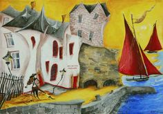 The Spanish Arch Galway by Sylwia Knop see more scenes by Sylwia on www.Galway.com