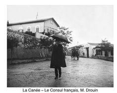 Χανιά. 1900 περίπου. Φωτογραφικό Αρχείο του συνταγματάρχη Émile Honoré Destelle. Δημοσίευση Ελένης Σημαντήρη. Crete