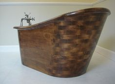 Wooden Baths Limited :: Luxury Baths, hand crafted in Scotland