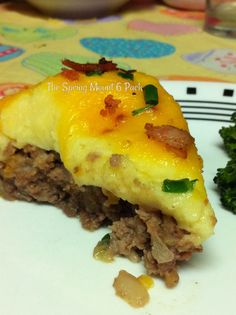 Twice Baked Potato Pie and Ground Beef Pie recipe   The Spring Mount 6 Pack