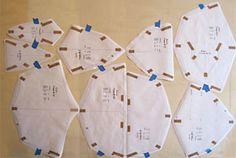 Frame Patterns on Plywood