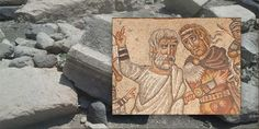 Mistaken Identity? #Mosaic in #Israel Purported to Show Alexander the Great, but Some Not So Sure