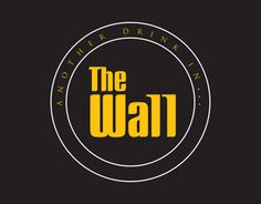 The Wall Project / Corp Identity Graphic Design Projects, Identity, Company Logo, Logos, Wall, Personal Identity, Logo, Legos