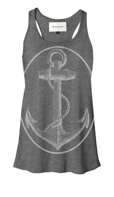 Anchor Tank--perfect for summer!!